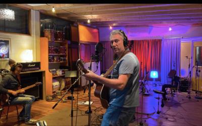 De Gasten in Studio Moskou